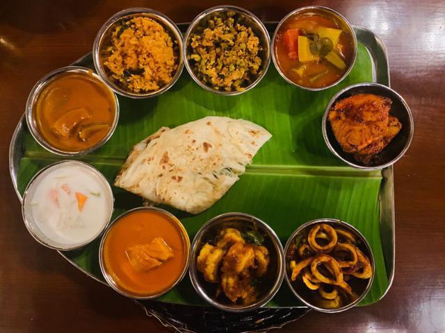 画像: ナンよりお米。伝統のヘルシー・ミールスから絶品和食まで。南インド・ベンガルールの最新食事情