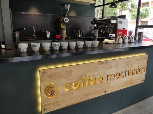 画像1: コーヒー名産地から上質な豆を入れる「coffee mechanics」