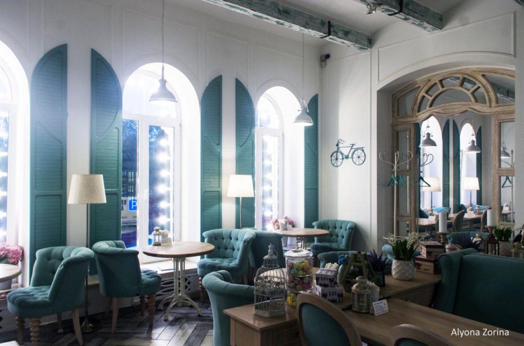 画像4: ウラジオストクの「女子カフェ」といえば「デュエット」で決まり