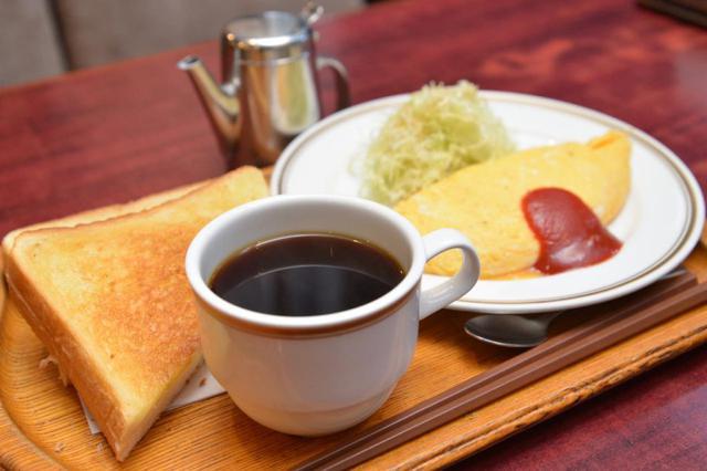 画像2: 【浅草】ロッジ赤石:喫茶店のレベルを超越した本格洋食。地元で愛される名店