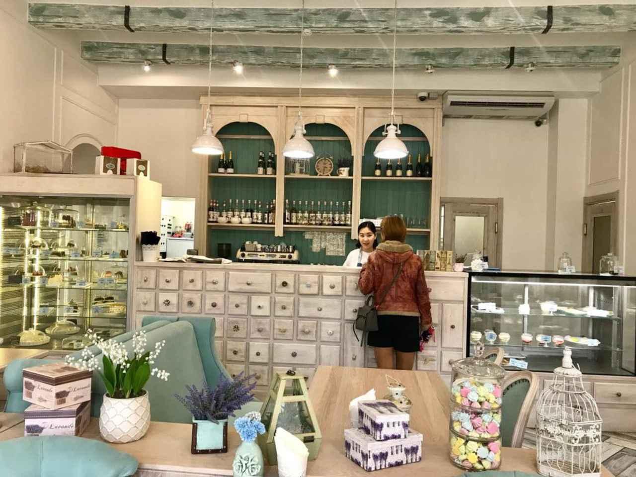 画像2: ウラジオストクの「女子カフェ」といえば「デュエット」で決まり
