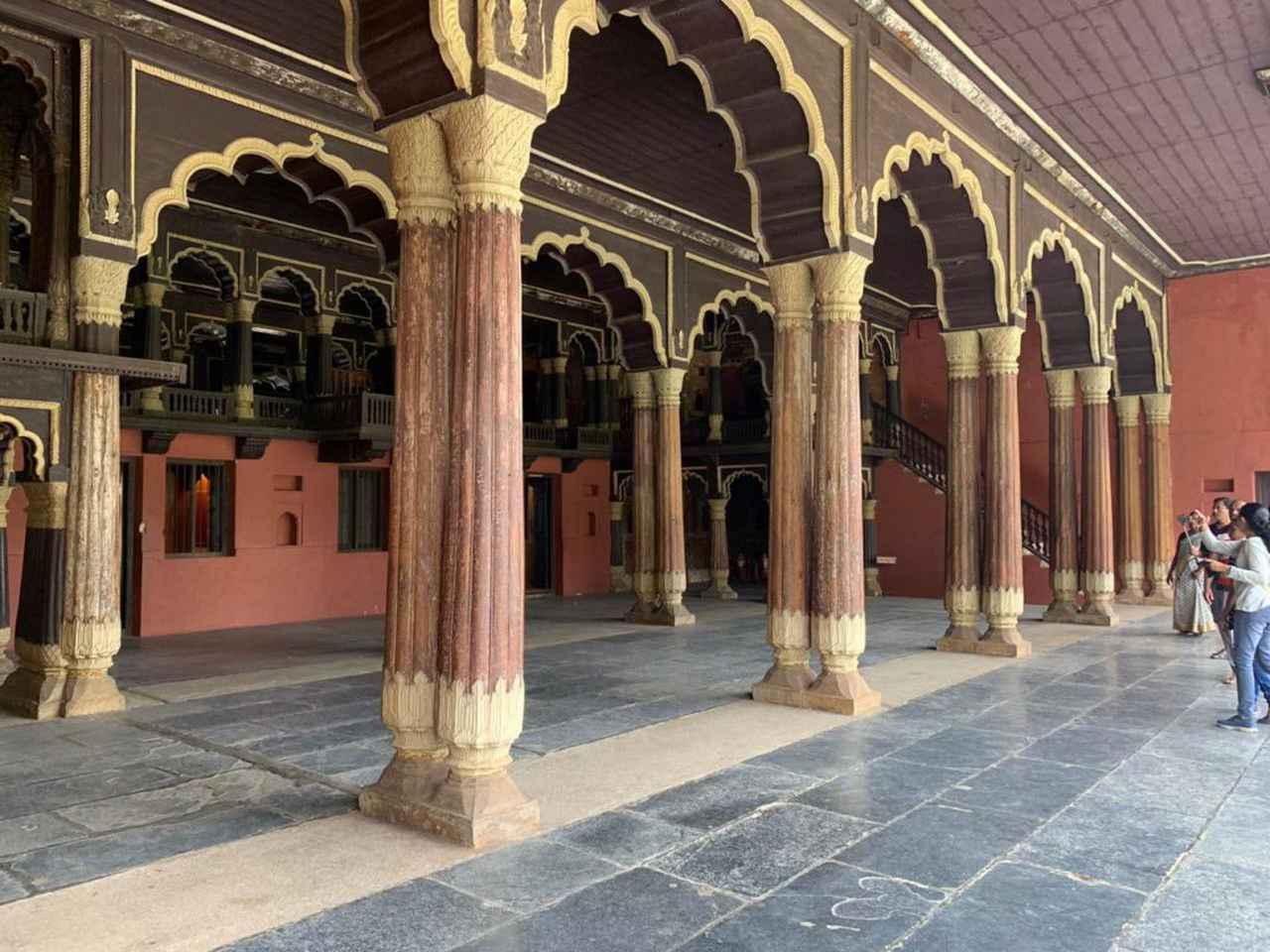 画像1: 居心地の良い木造建築「ティプー・スルターン宮殿」でのんびり