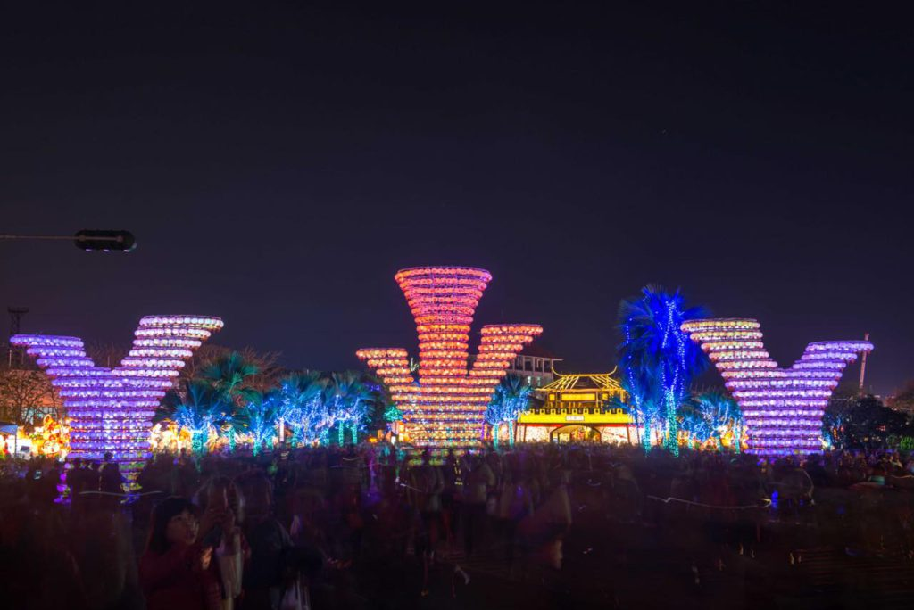 画像: 2019年のフェスティバル会場