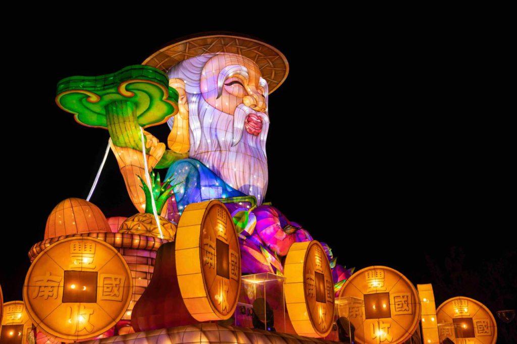 画像2: 【台湾の2大ランタン祭りとは】「平渓天燈節」と「台湾ランタンフェスティバル」