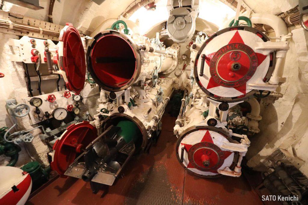 画像2: これぞロシア? 隠れた人気スポットは「潜水艦博物館」