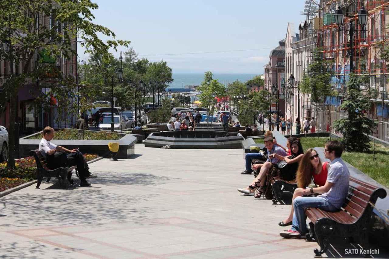 画像1: ショッピング・カフェ・食べ歩き…「街」を楽しむなら「噴水通り」から