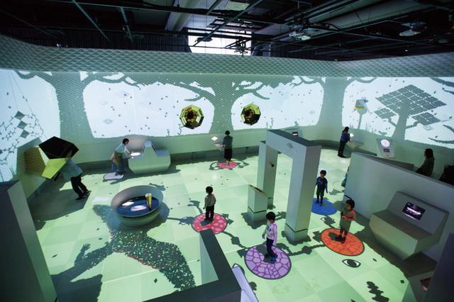 画像2: 【お台場】最新テクノロジーから、命の不思議までを体験。「日本科学未来館」