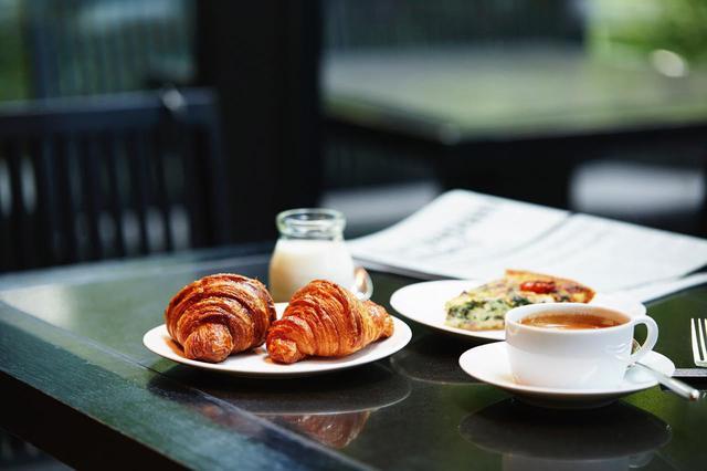 """画像3: 【東京】""""大手町の森""""で堪能する極上の朝食「ザ・カフェ by アマン」"""