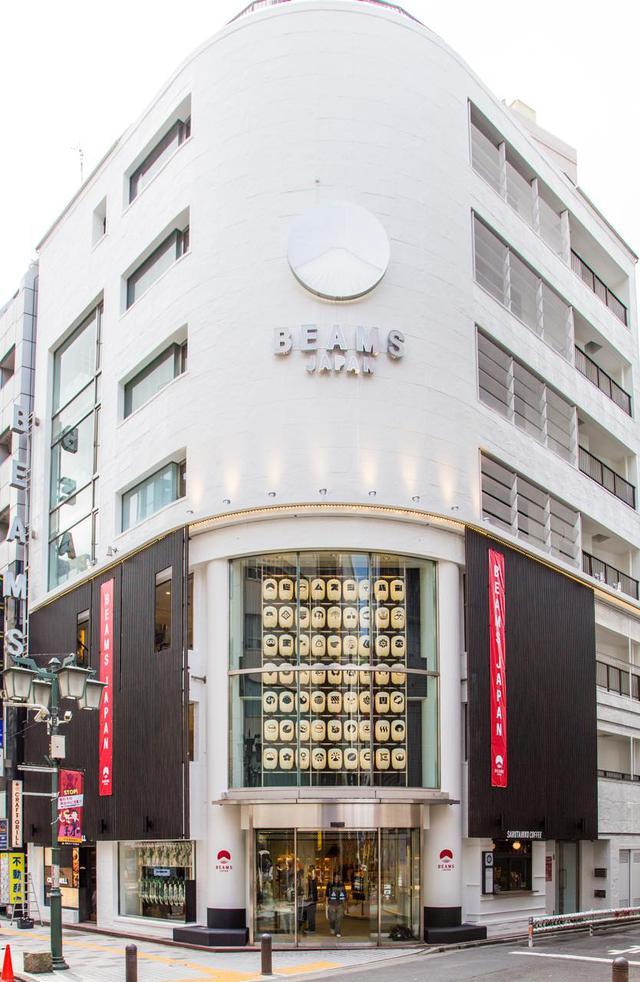 """画像1: 【新宿】全国から""""日本""""の魅力を集めた発信拠点「BEAMS JAPAN」"""
