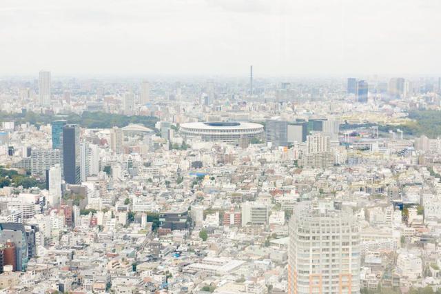 画像5: 最大の目玉。「SHIBUYA SKY」は、全身が空に溶け込む場所