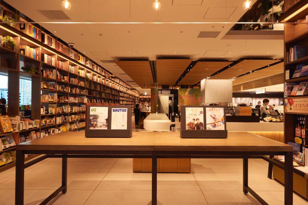 画像2: リッチな空間で過ごすなら11階 TSUTAYA BOOKST