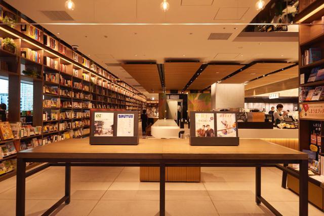 画像2: リッチな空間で過ごすなら11階 TSUTAYA BOOKSTORE へ