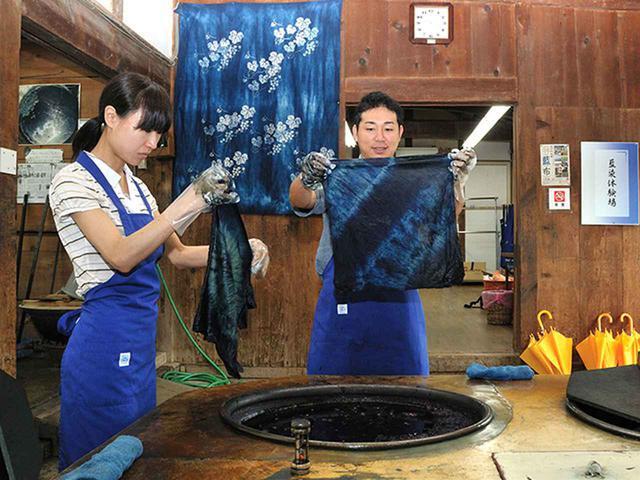 画像1: 徳島の伝統文化と自然風景に出会う旅
