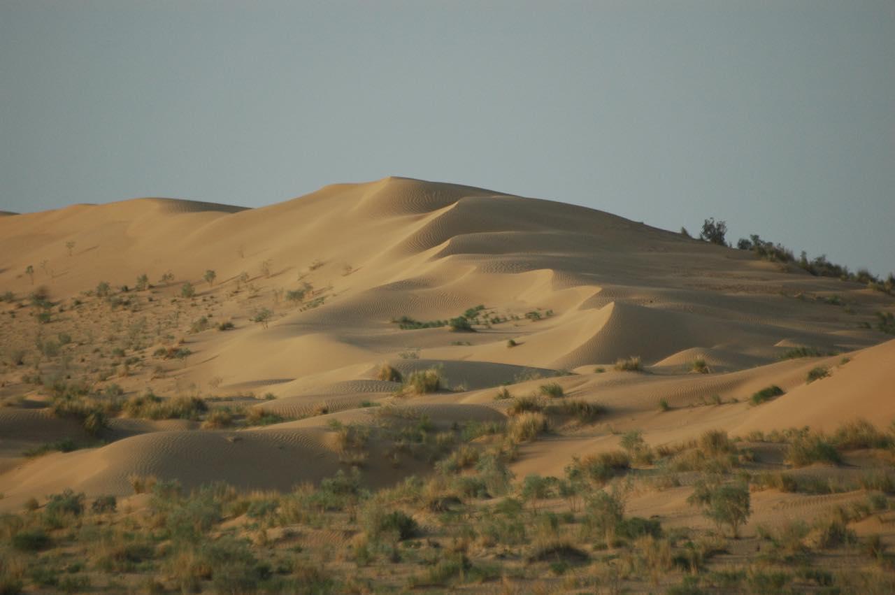 画像: 【トルクメニスタンの気候・気温】夏は最高気温50度以上の日も。雨はほとんど降らない
