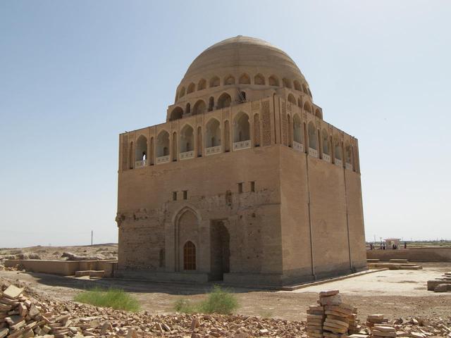 画像: 【古代メルヴ】あらゆる宗教の建築物が遺る中央アジア最大の遺跡