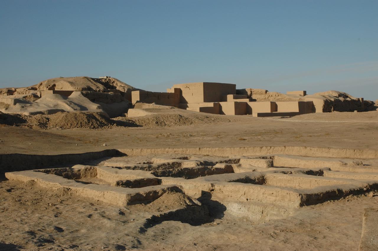 画像: 【ニサのパルティア要塞群】未だ発掘中の世界遺産