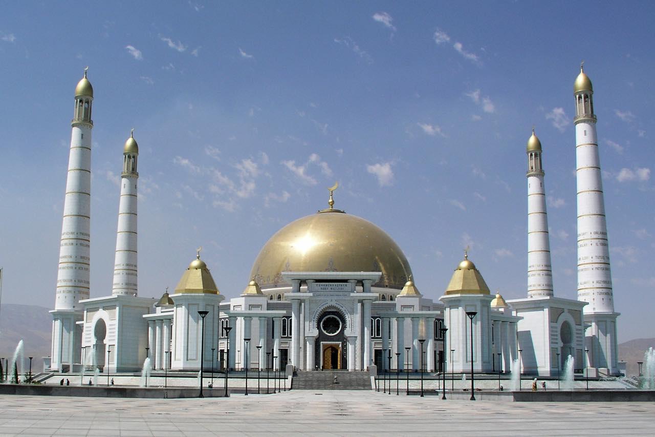 画像: キプチャク・モスク