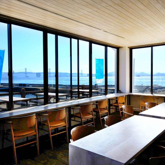画像: 北欧家具などを取り扱う丸亀市のインテリアショップ「CONNECT」が手掛けるカフェです。笠島にあった「フリッツ・ハンセン庵」もCONNECTが手掛けるプロジェクトのひとつ。北欧・デンマークの文化発信基地としての意味合いもあります。