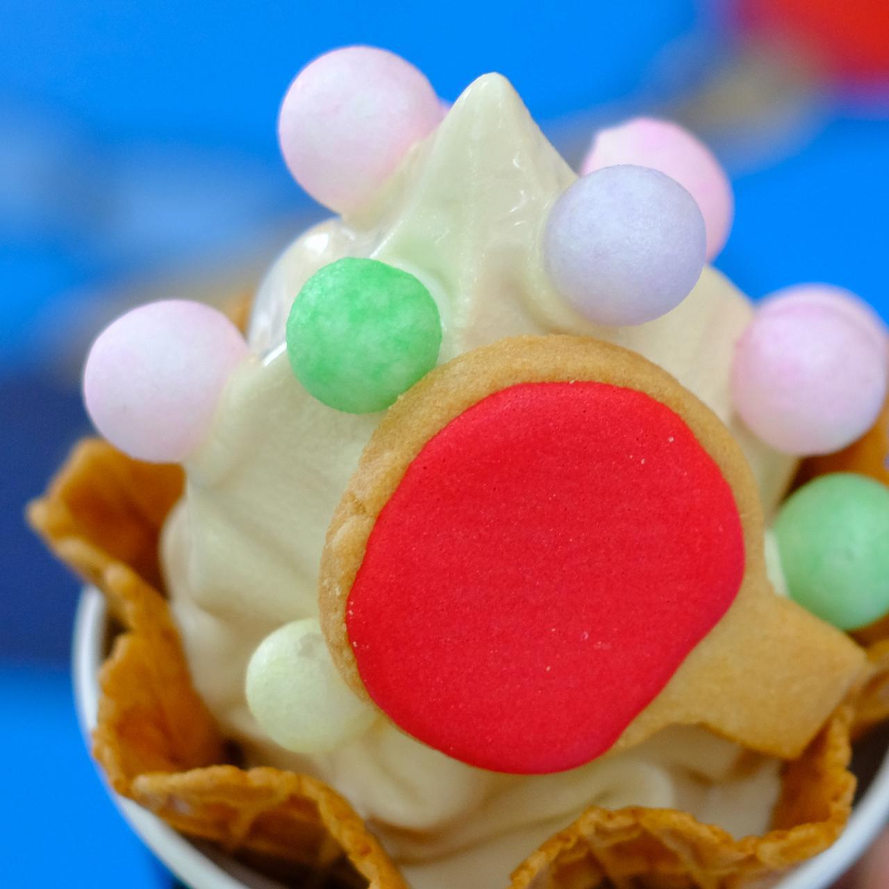 画像: 和三盆ソフトは、和三盆本来の穀物のじんわりとした甘さがあり、上品で優しい味。おだやかな甘さなので牛乳やクリームを邪魔せず、全体の風味に厚みを感じさせます。