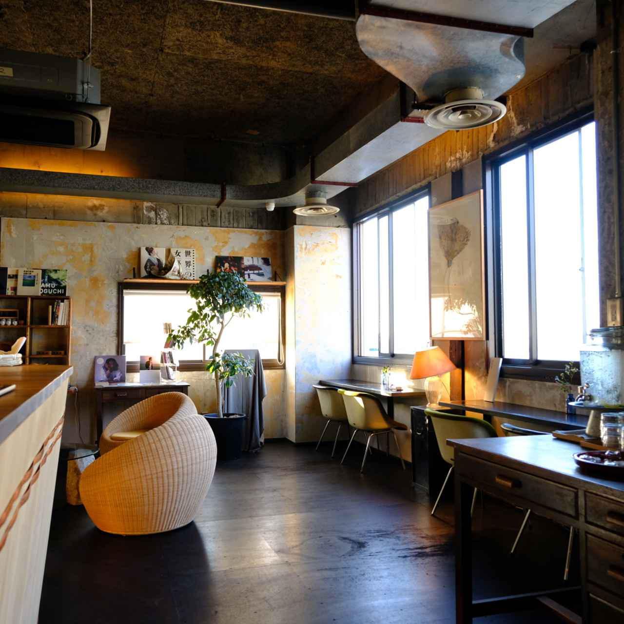 画像: このお店のために曽我部恵一氏が作曲したBGMを聴きながら、個性的なデザインに溢れる空間で心豊かになる贅沢時間。