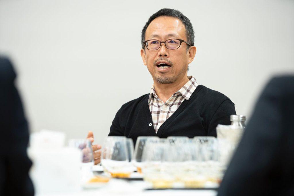 画像: マスター・オブ・ワイン 大橋健一さん