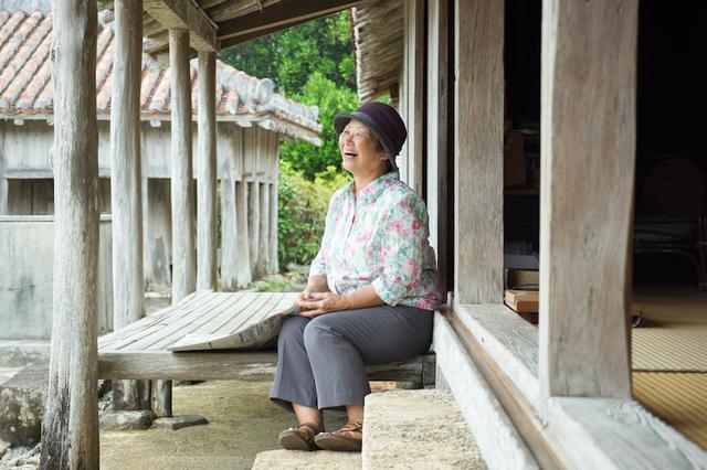 画像: 上江洲家15代目の奥さま