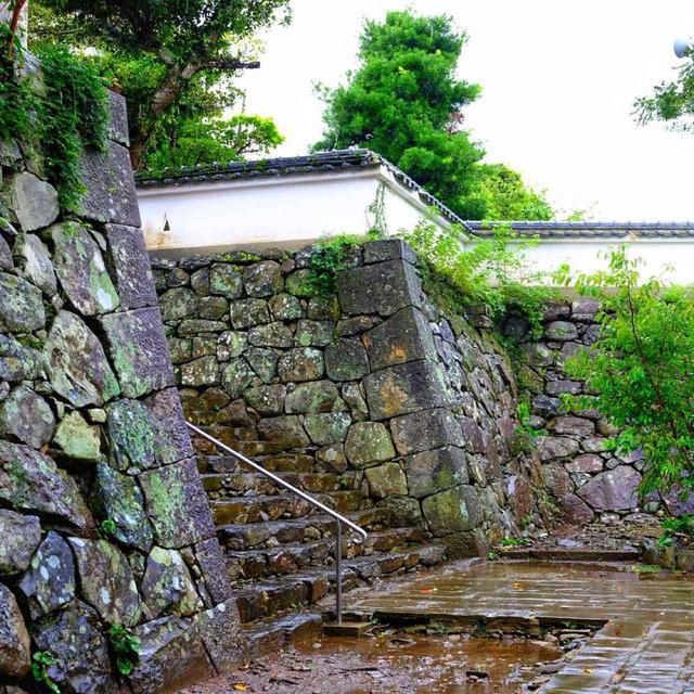 画像: 石垣好きの私も大満足のお城でした!泊まれる城の開業が待ち遠しいです。