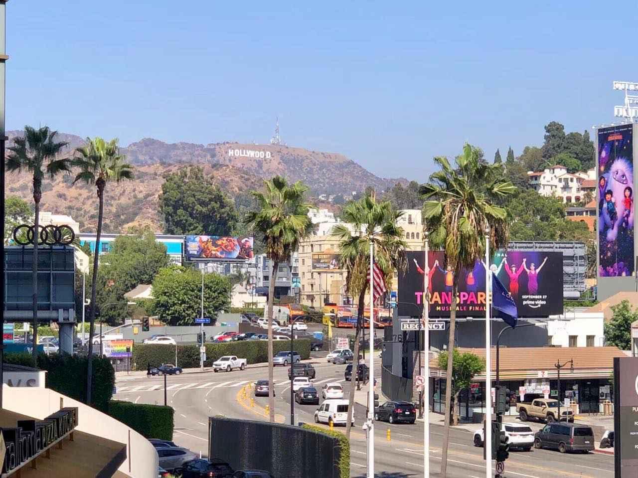 画像2: 映画の聖地 Hollywood(ハリウッド)。ハリウッドサインを見るならHollywood & Highland Centerがおすすめ