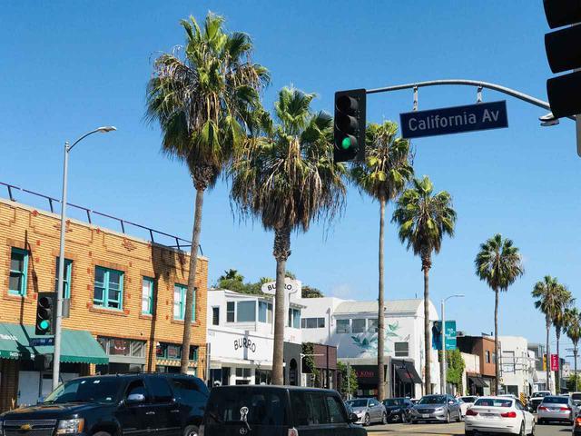 画像1: 人気急上昇中。LAの最新トレンドが集まる通り Abbot Kinney(アボットキニー通り)