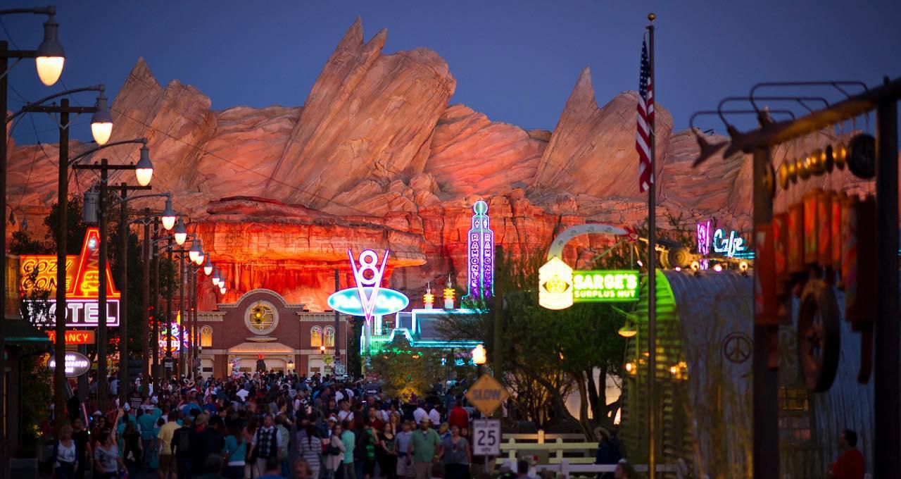 画像: まるでディズニーの世界に入り込んだような体験ができるテーマパーク Disney California Adventure Park(ディズニーカリフォルニアアドベンチャーパーク)