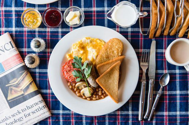 画像2: 【外苑前&原宿】ワールド・ブレックファスト・オールデイ:世界の朝ごはんがコンセプト。食べ比べも楽しい個性派カフェ