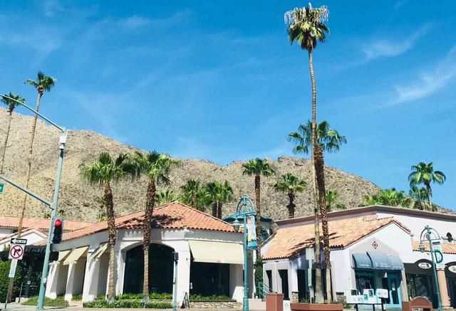画像: ゴルフやハイキングなどのアクティビティも楽しめるリゾート地 Palm Springs(パームスプリングス)