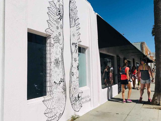 画像2: 人気急上昇中。LAの最新トレンドが集まる通り Abbot Kinney(アボットキニー通り)