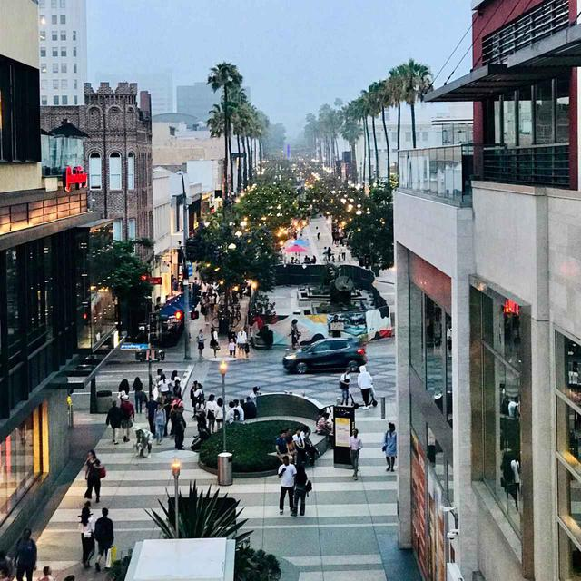 画像2: 観光客に人気。ロサンゼルスで最もメジャーなビーチタウン Santa Monica(サンタモニカ)