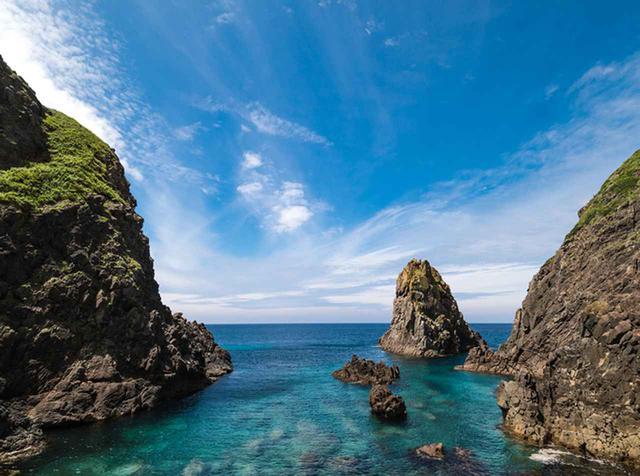 画像: 麗しの奥尻島を巡る旅
