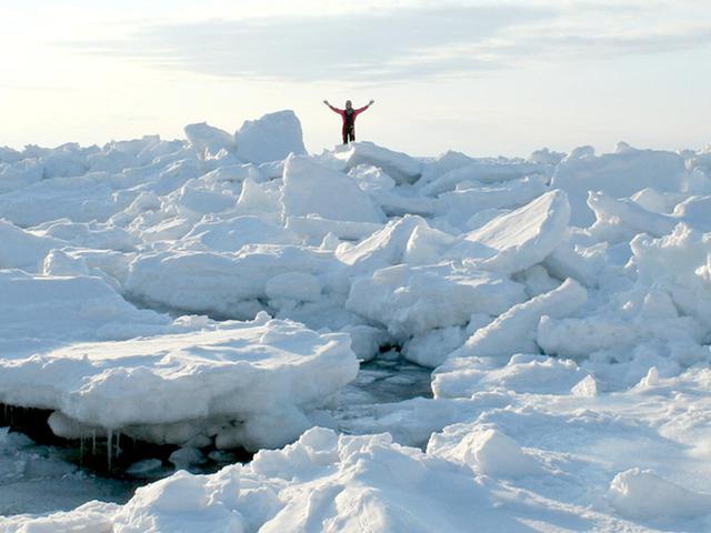 画像: 知床満喫! 流氷&厳冬期のエコツアー& バードクルーズ2泊3日