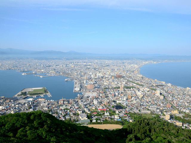 画像: 函館の魅力を満喫! 昼から出発、函館満喫コース