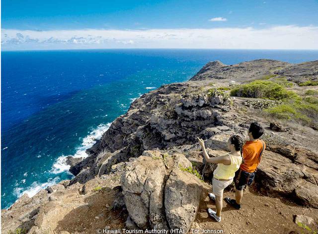 """画像: 自分ペースが気持ちいい! ハワイを""""歩く""""旅"""