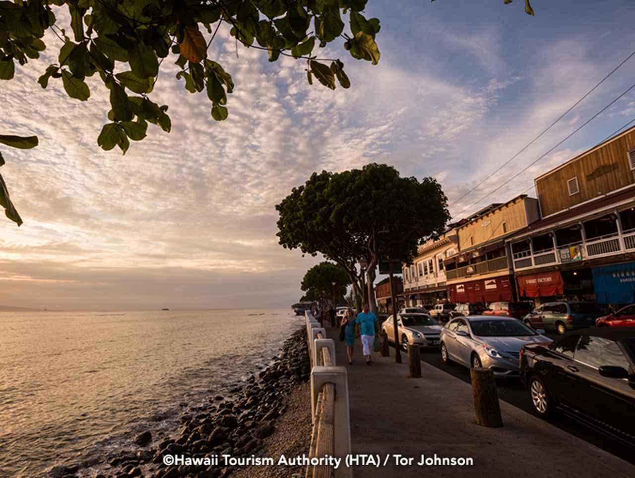 画像: オアフ島、マウイ島、ハワイ島。ローカルタウンを歩こう