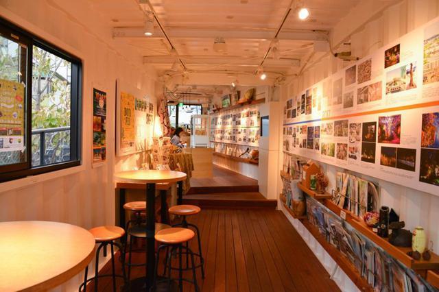 画像1: 庭を見ながらゆっくり過ごせる「そら植物園インフォメーションセンター&カフェ」