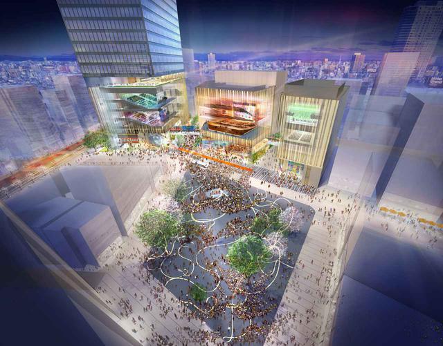 画像1: 【池袋】8つの劇場とアートとカルチャーが融合した未来型エンタメスポット「Hareza池袋」