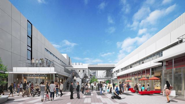 画像2: 【羽田】日本の玄関口の街からイノベーションが生まれる「HANEDA INNOVATION CITY」