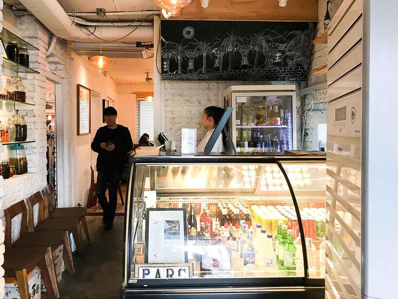 画像: 【梨泰院】COMME des GARçONS通り近くの行列のできる定食屋、parc 漢南本店