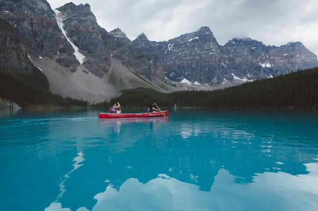 画像1: 写真提供:Banff Lake Louise Tourism/Jake Dyson/カナダ観光局