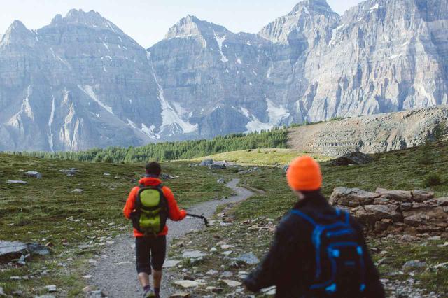 画像2: 写真提供:Banff Lake Louise Tourism/Jake Dyson/カナダ観光局