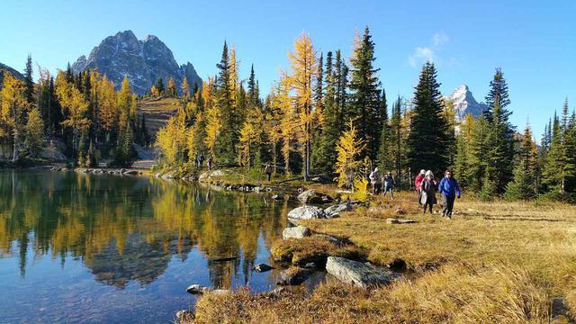 画像: 写真提供:White Mountain Adventures/カナダ観光局