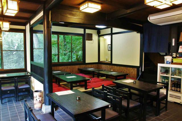 画像2: 深大寺そば きよし:京風だしのそばに、やわらかい鴨やニシン