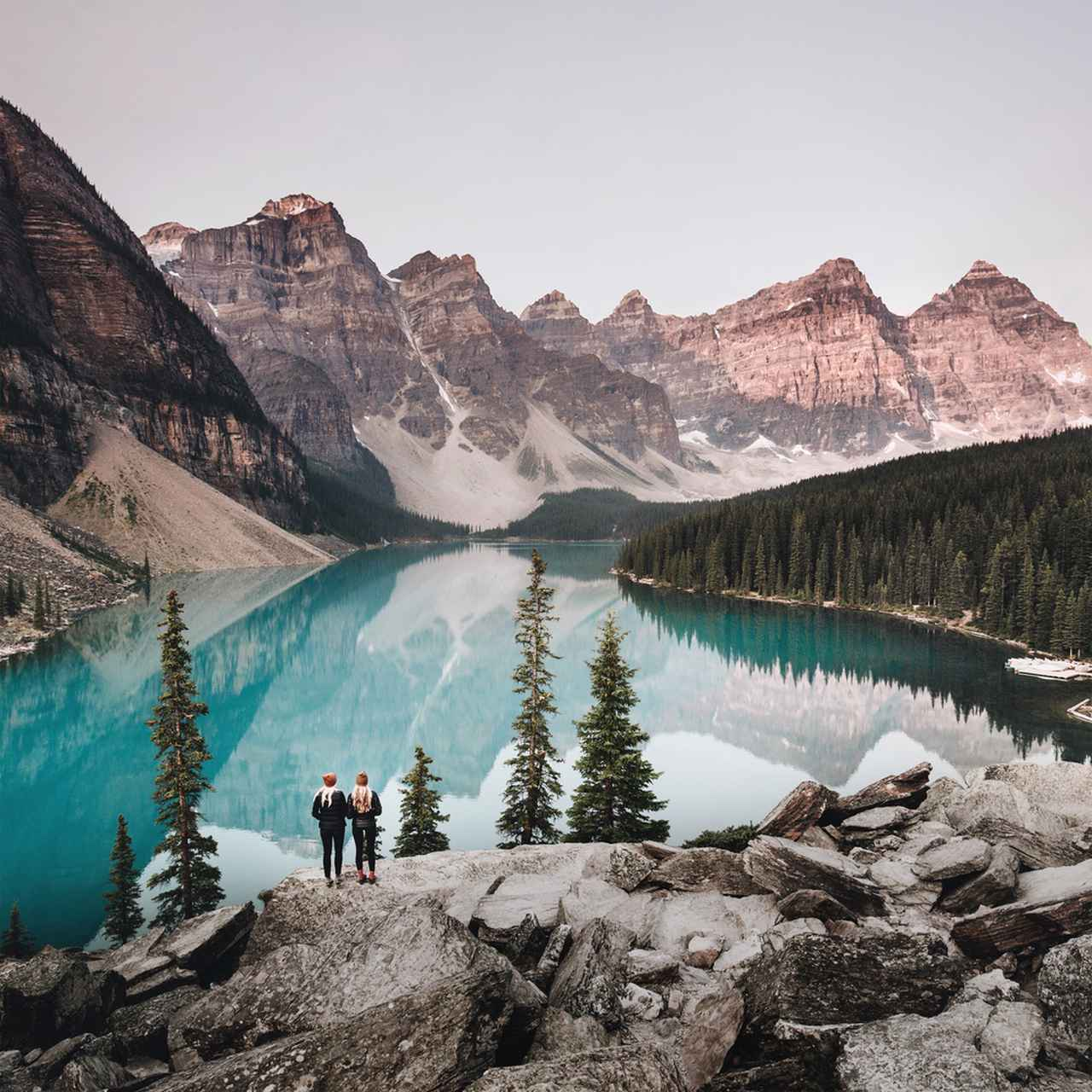 画像: 写真提供:Max Muench/カナダ観光局