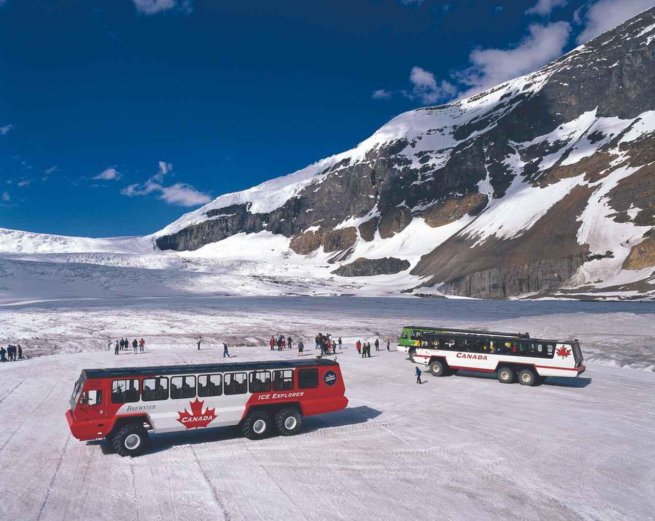 画像1: 写真提供:Brewster Travel Canada/カナダ観光局