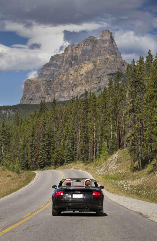 画像2: 写真提供:Banff Lake Louise Tourism/Paul Zizka/カナダ観光局